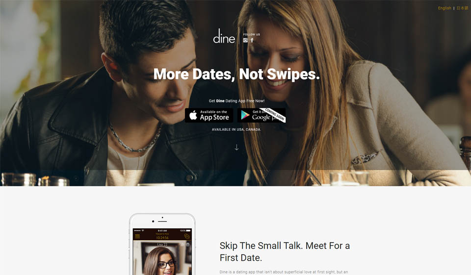 Dine Dating App Recensione 2021