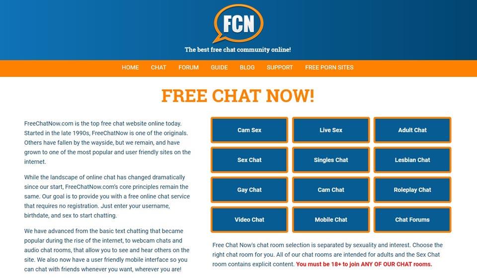 FCN Chat Recensione 2021