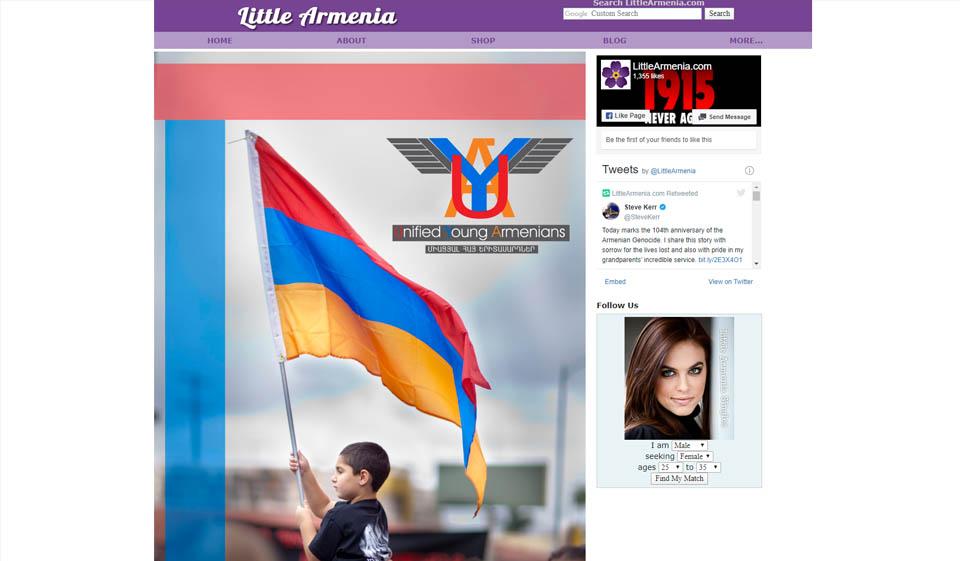 Little Armenia Recensione 2021