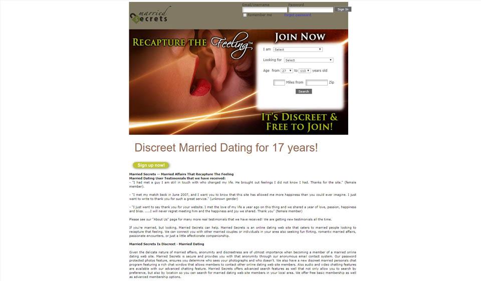 MarriedSecret Recensione 2021