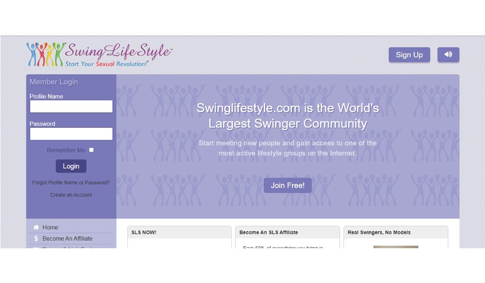 SwingerLifestyle Recensione 2021