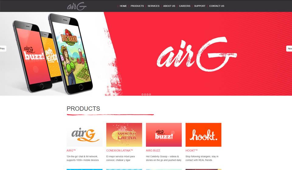 AirG Recensione 2021