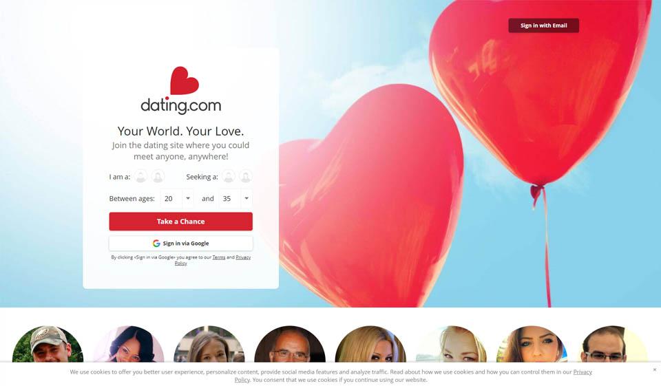 Dating.com  Recensione 2021