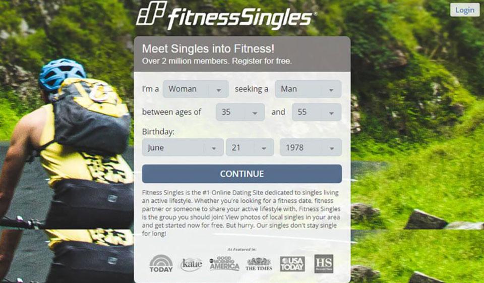 Fitness Singles Recensione 2021