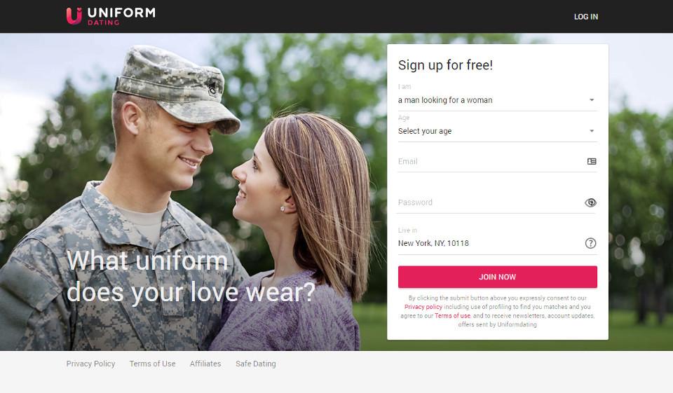 Uniform Dating Recensione 2021